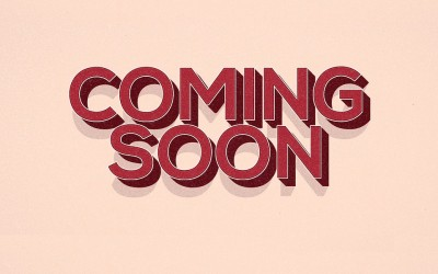Coming Soon Opening
